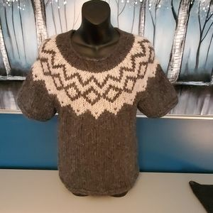 Ulla Johnson  Alpaca/Wool Sweater